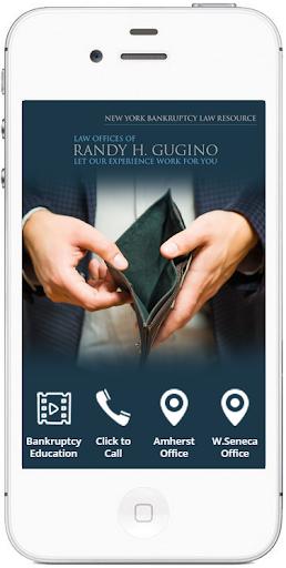 Randy Gugino NY Bankruptcy Law