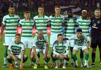 Le Celtic et Bolingoli dominent les Rangers