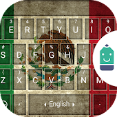 Mexican Flag Theme  Keyboard