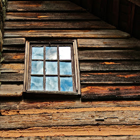 Window to the future by Crystal Gibson - Buildings & Architecture Architectural Detail