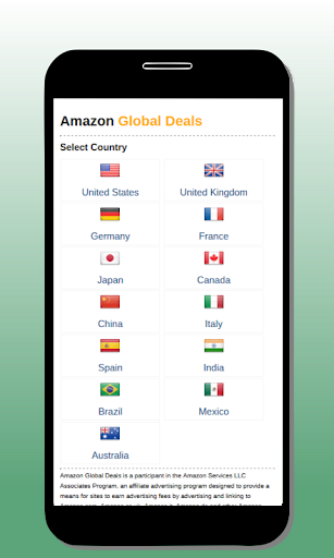 Amazon Global Deals 1.0 screenshots 2