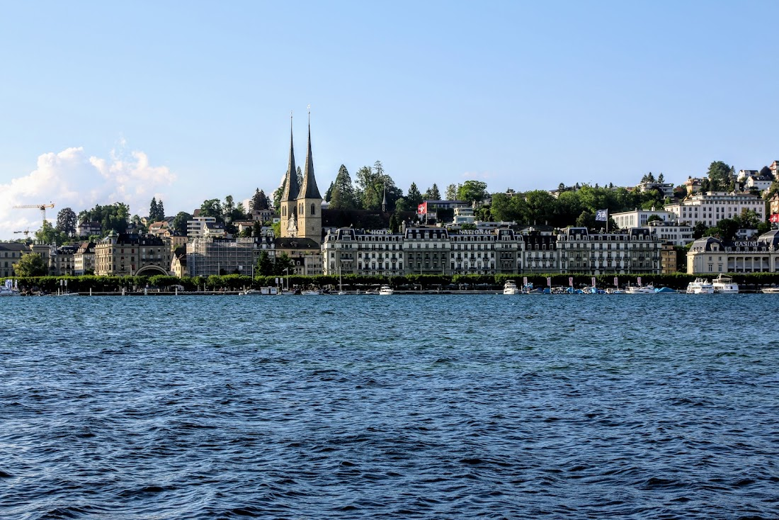 Люцерн, Фрибур, Бернский Оберланд и немного Женевского озера (июнь-июль 2020)