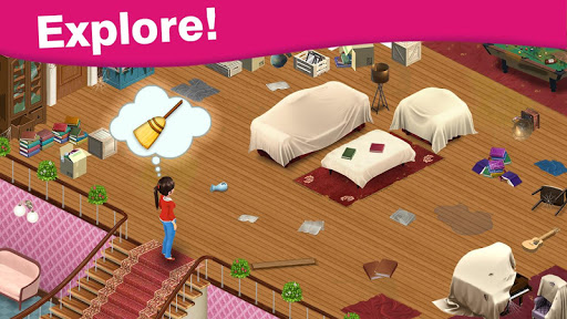 Home Cafe : Mansion Design - Match Blast 2.4 screenshots 11