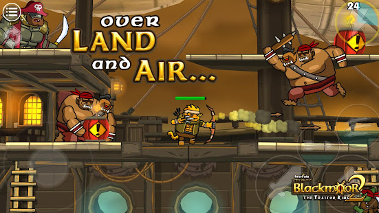 Hack Game Blackmoor 2: Fantasy Action Platformer apk free
