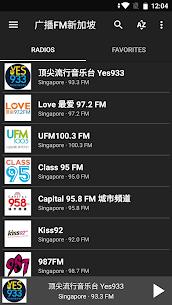 Radio FM Singapore 4