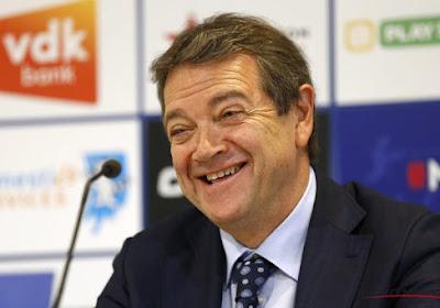 """Louwagie wil niet de zondebok zijn: """"De kleinere ploegen hebben met hun eis competitie met 18 doen mislukken"""""""
