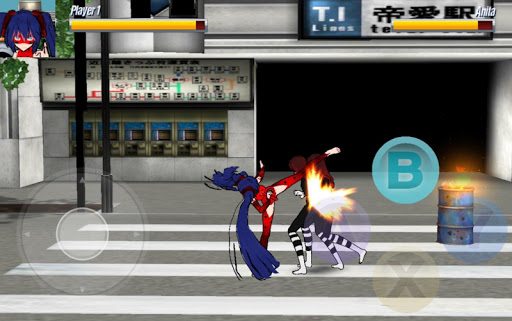 Ladybug Beat Em Up 1.1 screenshots 4
