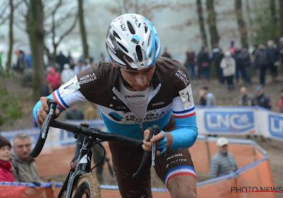 Clément Venturini wil zijn Franse titel in het veldrijden verlengen