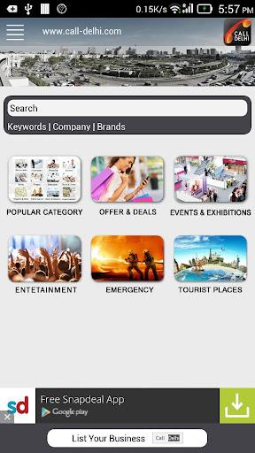 Call Delhi Business Directory