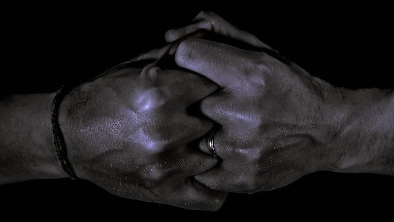 La mani di 100fotografie - Andrea Centolani