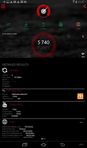玩工具App|4Gmark (3G / 4G speed test)免費|APP試玩