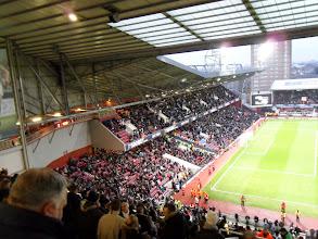 Photo: 11/12/10 v Manchester City (Premier League) 1-3 - contributed by Pete Collins