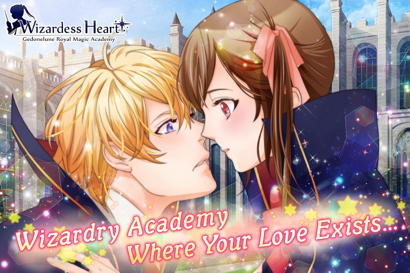 Shall we date?:WizardessHeart+ – Screenshot