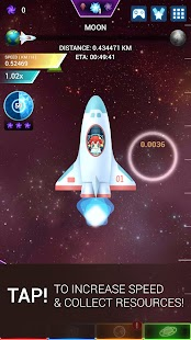 Star Tap - Idle Space Clicker - náhled