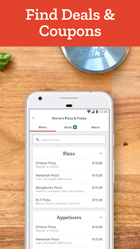 PC u7528 Slice: Order Local Pizza, Delivery & Pickup Deals 2