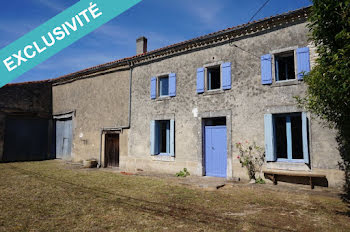 maison à Puyréaux (16)