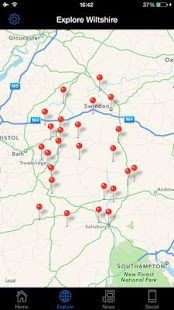 Visit Wiltshire Official App- screenshot thumbnail