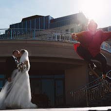Wedding photographer Vladlen Lysenko (Vladlenlysenko). Photo of 07.10.2018