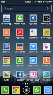 Lancelot Icon Pack Screenshot