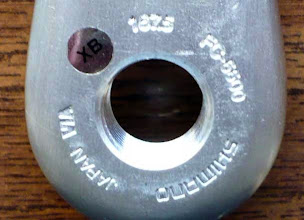 Photo: octalink v1, 167,5 mm, 130 bcd, nenaudoti, 140 lt.