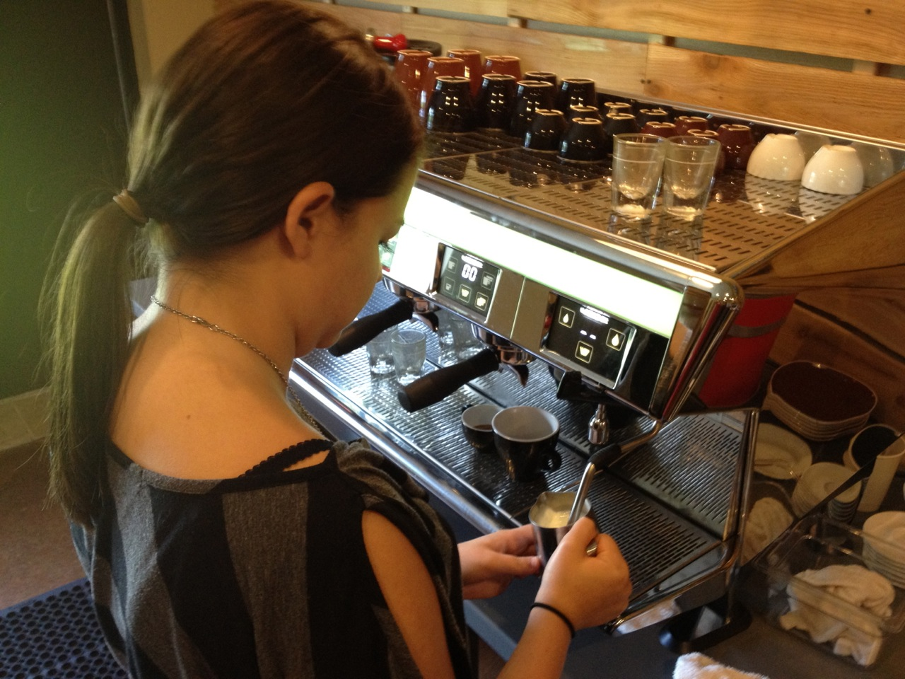 Photo: 2-Day Barista Training Class at Texas Coffee School
