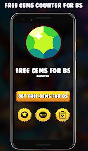 Free Gems Calc For Brawl Stars - 2019 - náhled