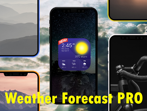Download Weather Forecast Pro by denewapps APK latest