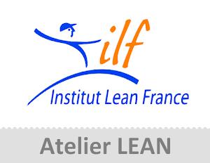 Richard KAMINSKI Directeur de l'Institut Lean France animera le Jeu des billes rouge de Deming