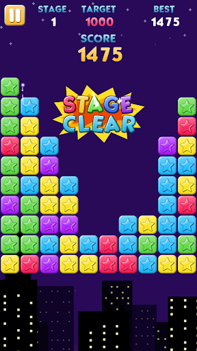 Télécharger Block Puzzle - Star Pop APK MOD (Astuce) screenshots 3