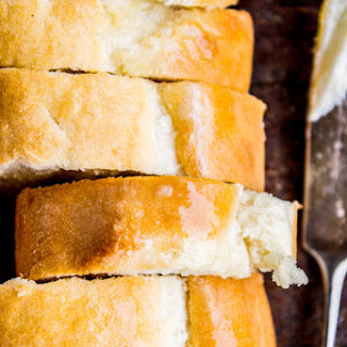 One Hour French Bread.