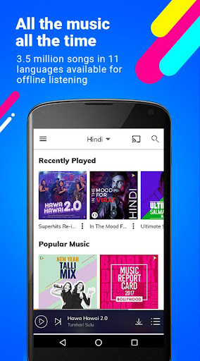 Hungama Music - Songs, Radio & Videos for PC