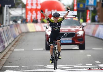 """Mitchelton-Scott zorgt in vrouwenkoers Brabantse Pijl voor primeur: """"Het omgekeerde als in Luik-Bastenaken-Luik"""""""