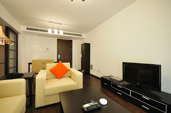 New Pudong Serviced Apartments