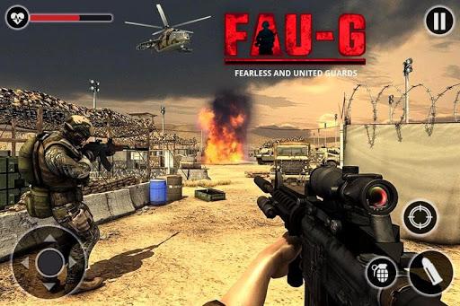FAUG screenshot 5
