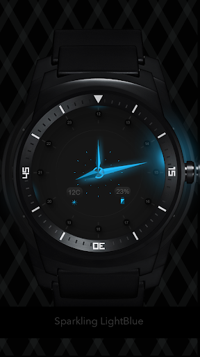 Sparkling Watch for WatchMaker