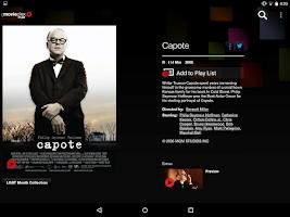 Screenshot of MOVIEPLEX Play