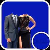 Couple Suit Maker Photo