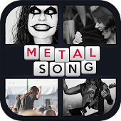 4 Pics 1 Metal Song