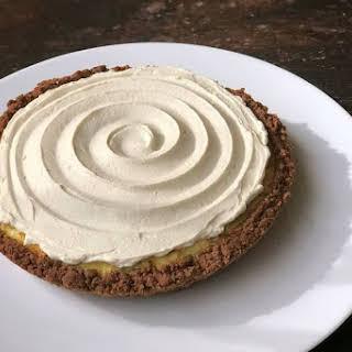 Coconut Buttermilk Cream Pie.