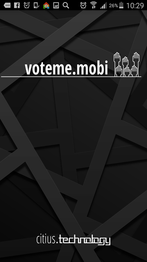 Voteme for TND- screenshot