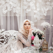 Wedding photographer Patimat Muslimova (Patifotograf). Photo of 22.03.2017