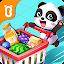 Baby Panda's Supermarket