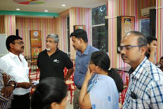 Photo: Venkatesh, Babu, Sankar, Sweta and Satish