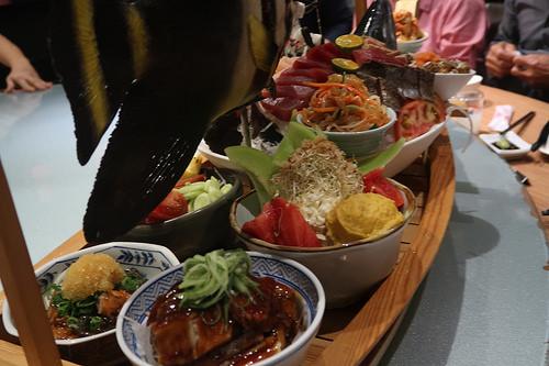 賴桑壽司屋|花蓮|無菜單料理/巨無霸海鮮料理