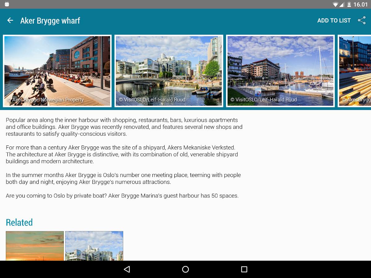 oslo city app