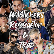 WAStickers Reggaeton & Trap (Stickers WhatsApp)