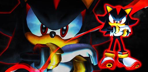 Descargar Wallpaper Hedgehog Shadow Sonic For Fans Hd Para