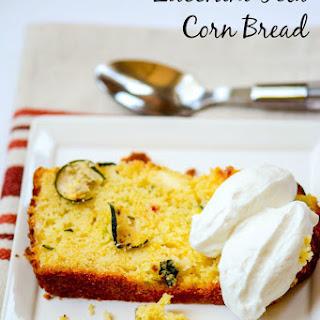Zucchini Feta Corn Bread
