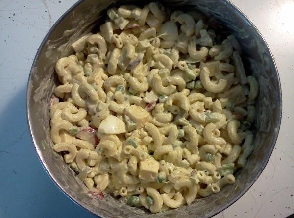 Hearty Macaroni Salad Recipe