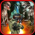 Jurassic -Dinosaur Assassin icon